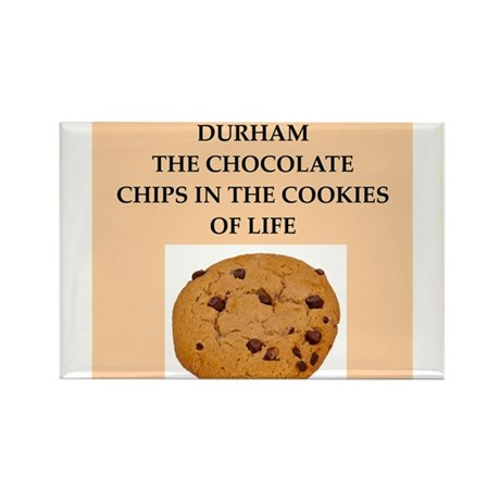 DURHAM.png Rectangle Magnet (100 pack)