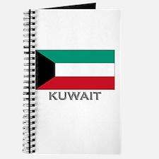 Kuwait Flag Stuff Journal