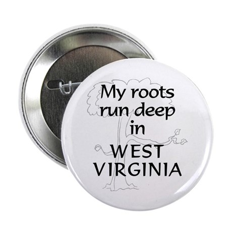 West Virginia Roots Button