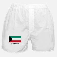 Kuwait Flag Gear Boxer Shorts