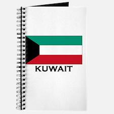 Kuwait Flag Gear Journal