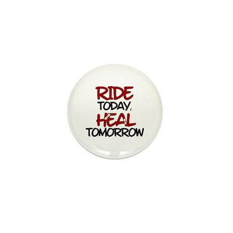'Heal Tomorrow' Mini Button (10 pack)