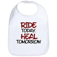 'Heal Tomorrow' Bib