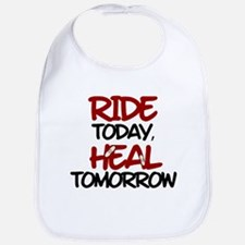 'Heal Tomorrow' Bib