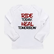 'Heal Tomorrow' Long Sleeve Infant T-Shirt