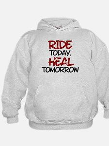 'Heal Tomorrow' Hoodie