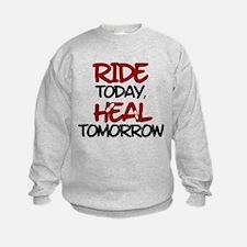 'Heal Tomorrow' Sweatshirt
