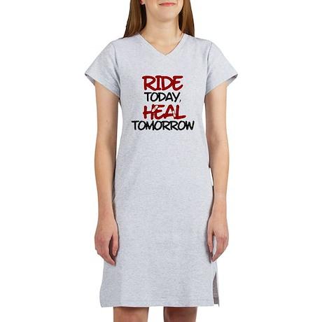'Heal Tomorrow' Women's Nightshirt