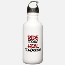 'Heal Tomorrow' Water Bottle