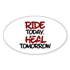 'Heal Tomorrow' Decal