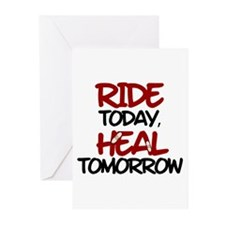 'Heal Tomorrow' Greeting Cards (Pk of 10)
