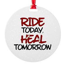 'Heal Tomorrow' Ornament