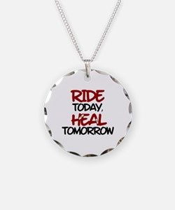'Heal Tomorrow' Necklace