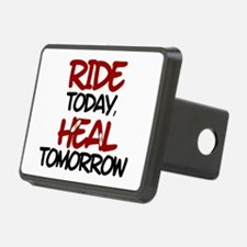 'Heal Tomorrow' Hitch Cover