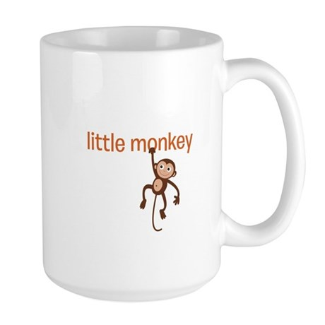 Little Monkey Large Mug