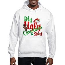 Ugly Christmas Shirt Hoodie