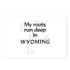 Wyoming Roots Postcards (Package of 8)