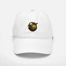 Sleeping Golden Armadillo Baseball Baseball Cap