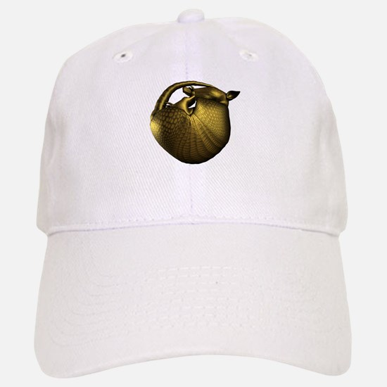Sleeping Golden Armadillo Baseball Baseball Cap