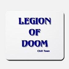 Legion of Doom Mousepad