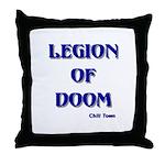 Legion of Doom Throw Pillow