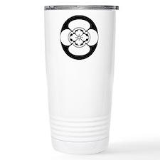 Mokko in rice cake Travel Coffee Mug
