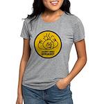crazyabout_10x10.png Womens Tri-blend T-Shirt