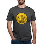crazyabout_10x10.png Mens Tri-blend T-Shirt