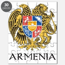 Armenian Coat of Arms Puzzle