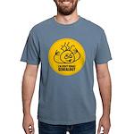 crazyabout_dark.png Mens Comfort Colors Shirt