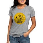 crazyabout_dark.png Womens Tri-blend T-Shirt