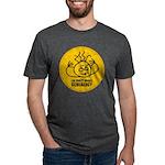 crazyabout_dark.png Mens Tri-blend T-Shirt