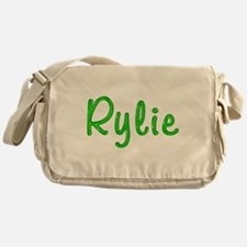Rylie Glitter Gel Messenger Bag
