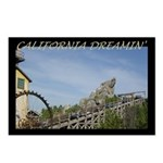 Califoria Dreamin' 8 Postcards
