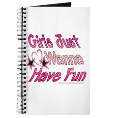 Girls just wanna have fun! Journal