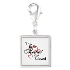 edwardmarriedbella.png Silver Square Charm