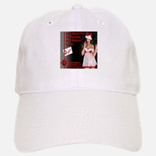 All I Want For Christmas Is A Naked Lady Baseball Baseball Cap