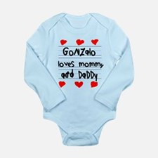 Gonzalo Loves Mommy and Daddy Long Sleeve Infant B