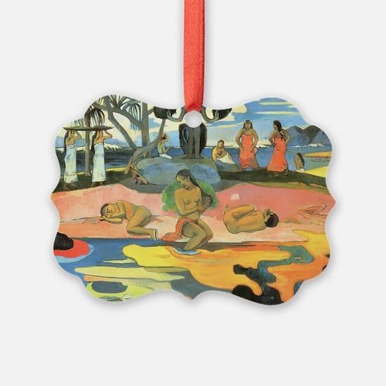 Paul Gauguin Ornament