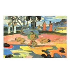 Paul Gauguin Postcards (Package of 8)