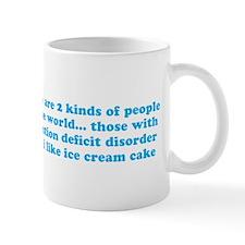 ADHD ADD Funny Quote Mug