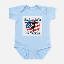 GymNICEstics Infant Bodysuit