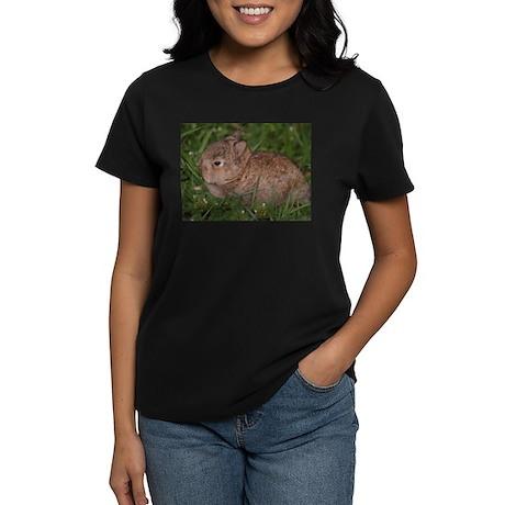 baby Netherland dwarf Women's Dark T-Shirt