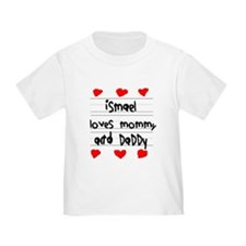 Ismael Loves Mommy and Daddy T