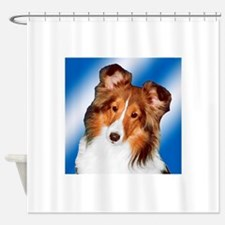 Sheltie Gifts Shower Curtain