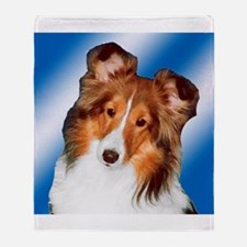 Sheltie Gifts Throw Blanket