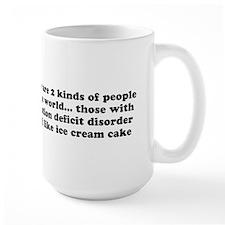ADD ADHD Funny Quote Mug