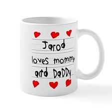 Jarod Loves Mommy and Daddy Mug