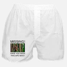 Missing Boxer Shorts