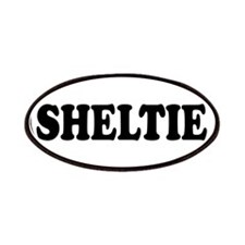 Sheltie Stickers Magnets Patches